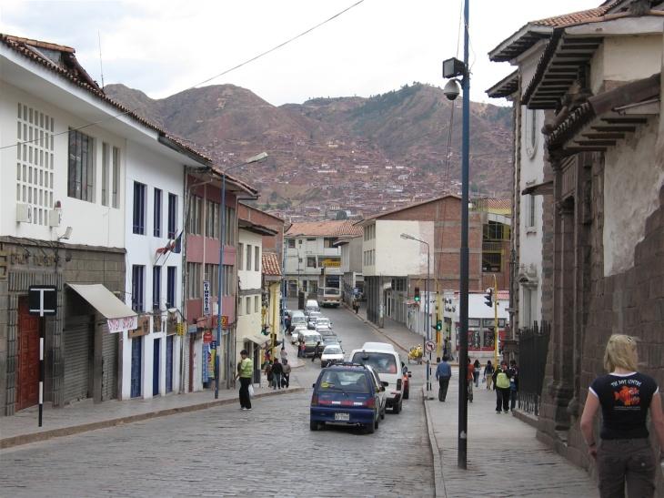 Cusco 3400 möh