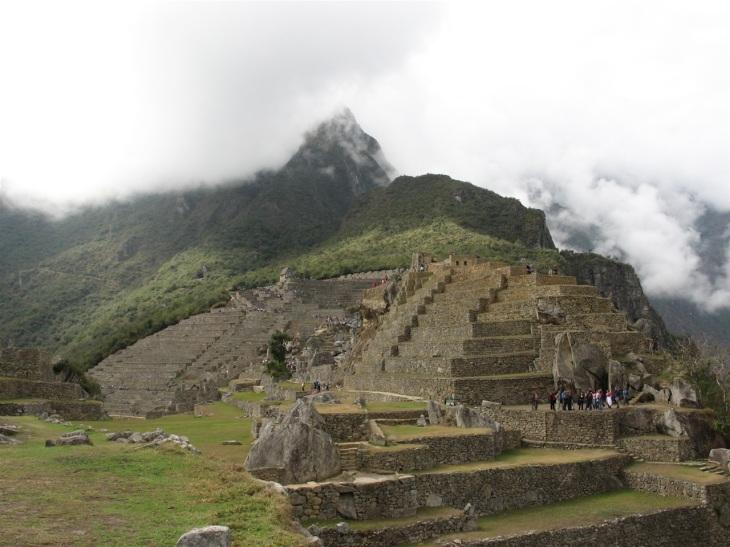 Dag 4 Machu Picchu 2290 möh