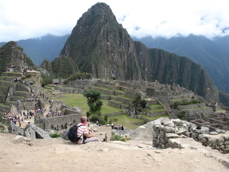 Dag 4 Wayna Picchu