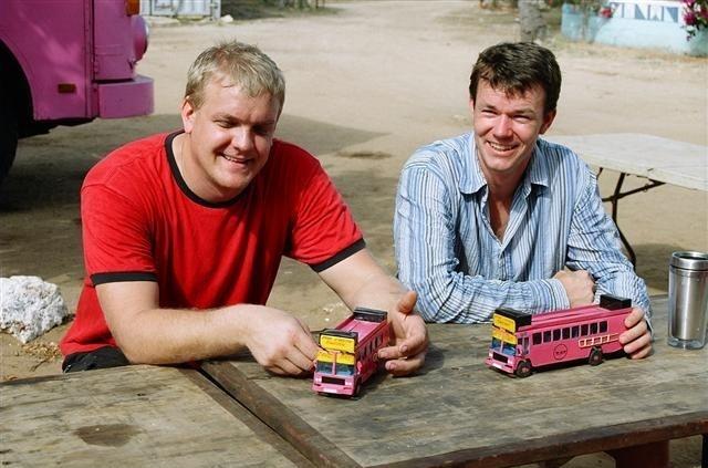 Esbjörn och Stefan minibussar