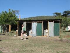 Fina toaletter - med riktiga toastolar.