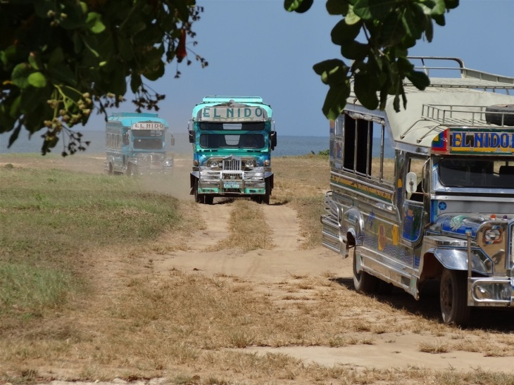 Lokaltrafik El Nido