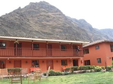 Ollantaytambo Lodge.