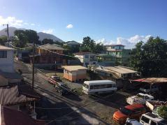 Dominica bilparkering