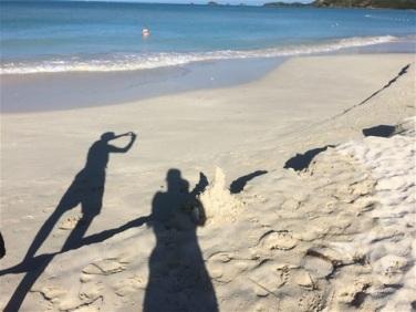 Karibien skuggor