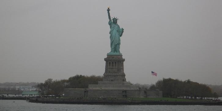 NY frihetsgudinnan