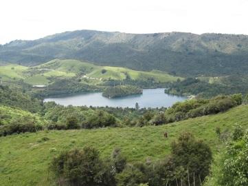 Lake Kiriopukae.