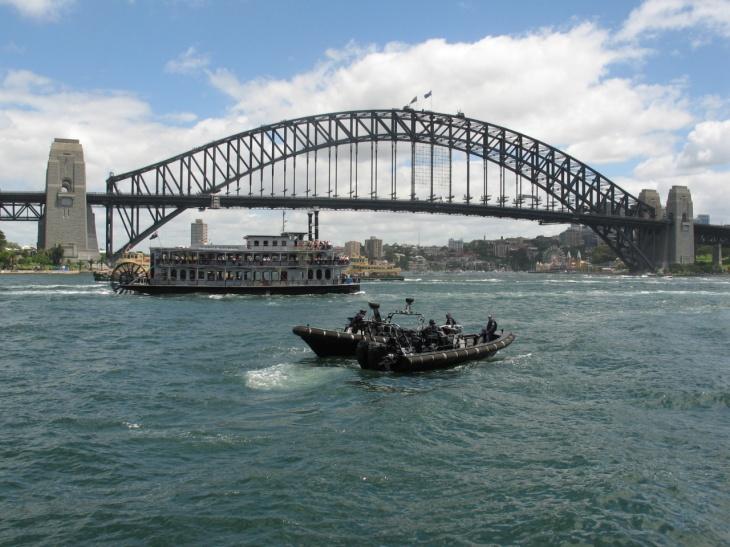 Oz harbourbridge