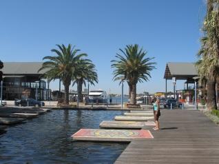 Perth hamn.
