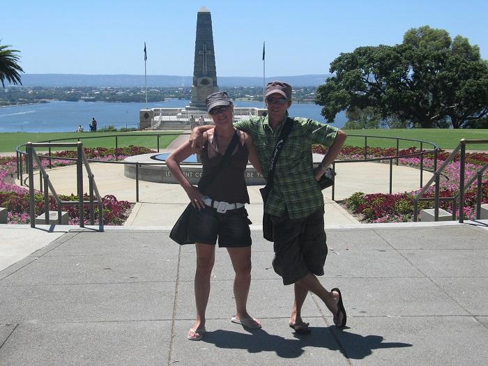 Perth Kings park Erja Henry