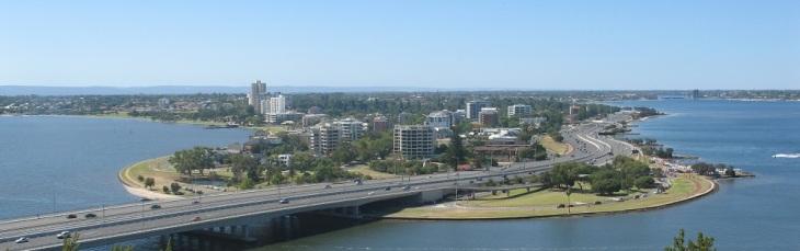 Perth stad