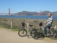 Cykeltur.