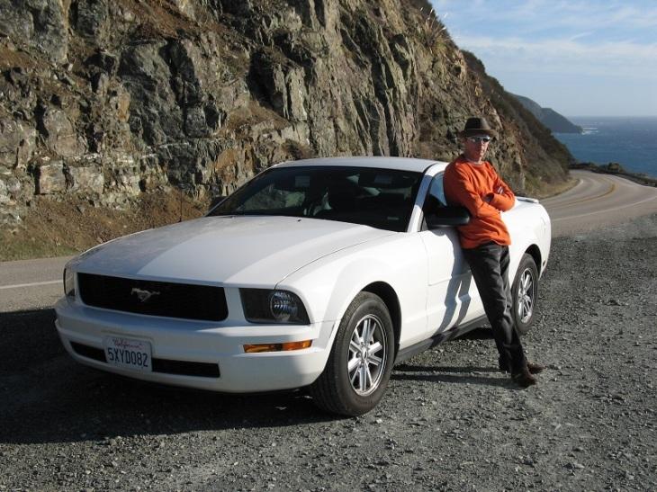 SF Henry och Mustangen