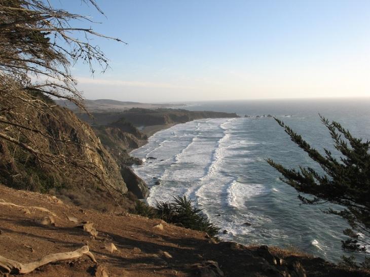 SF Surfvågor Highway 1