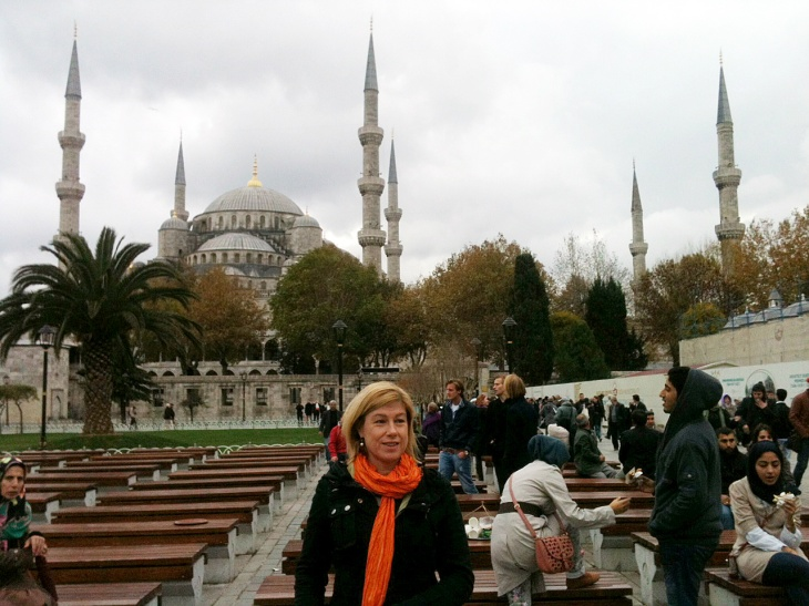 sultan ahme mosken