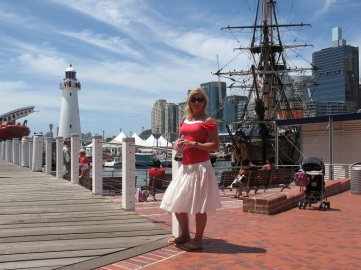 Sydney Darling Harbour Erja