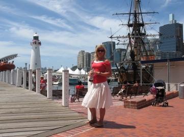 Sydney Darling Harbour Erja