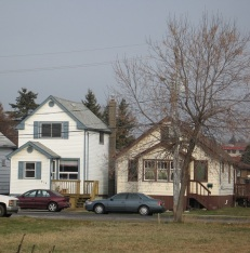 Typiska hus i TB.