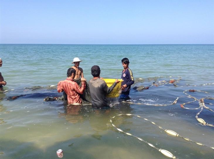 Vietnam Fiskare