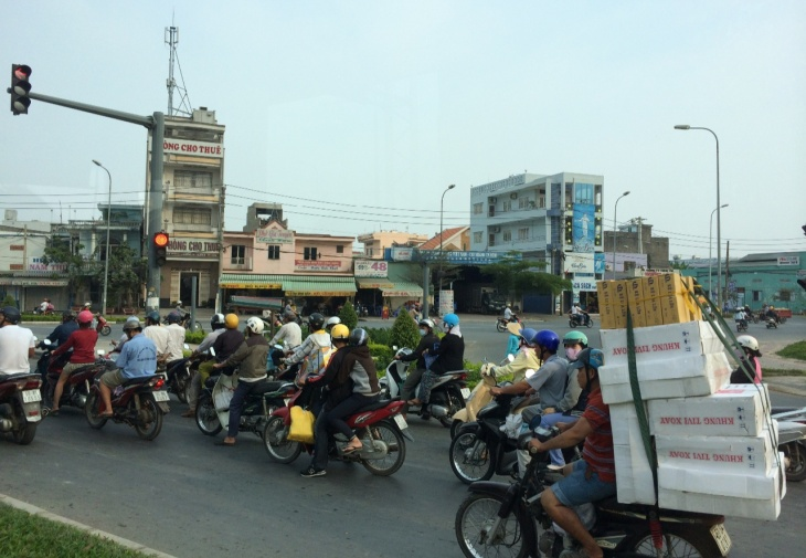 Vietnam Mopeder