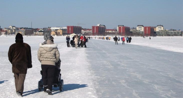 Iceway Södra hamn