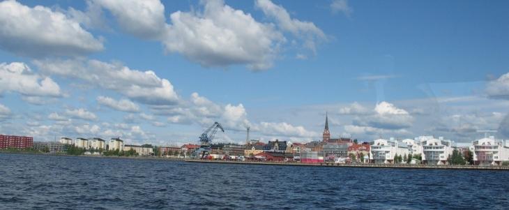 Skyline Luleå