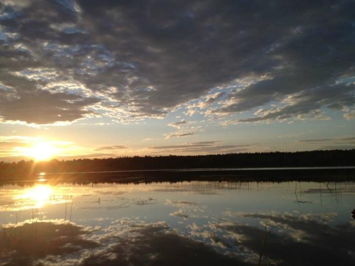 Sunset Sinksundet