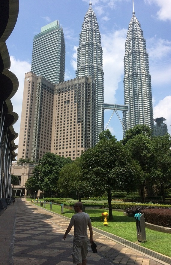 KL Petronas dag