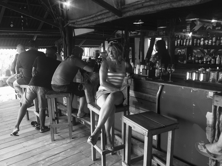 Langkawi Beach bar erja