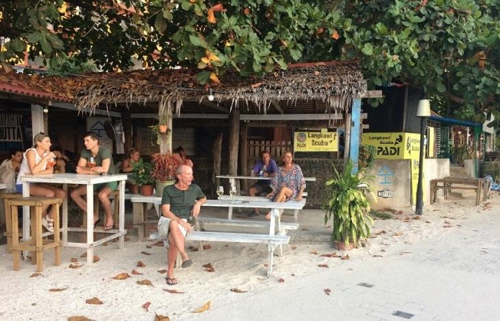 Langkawi Beach bar