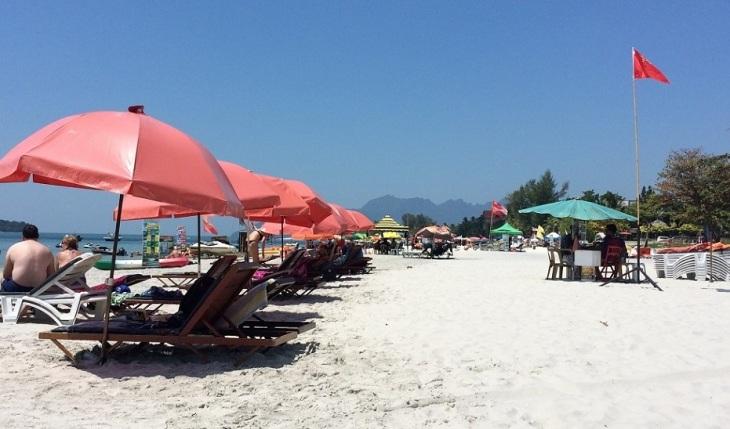 Langkawi Chenang beachen