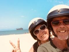 Langkawi scootertur Selfi V