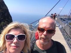 Langkawi Sky Bridge Selfi