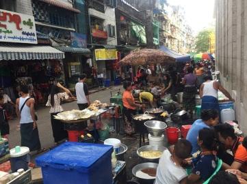 Yangon Matlagning
