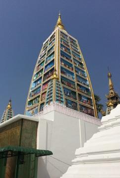 Yangon Shwedagon ikoner