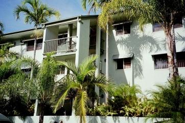 Citysider apartments i Cairns.