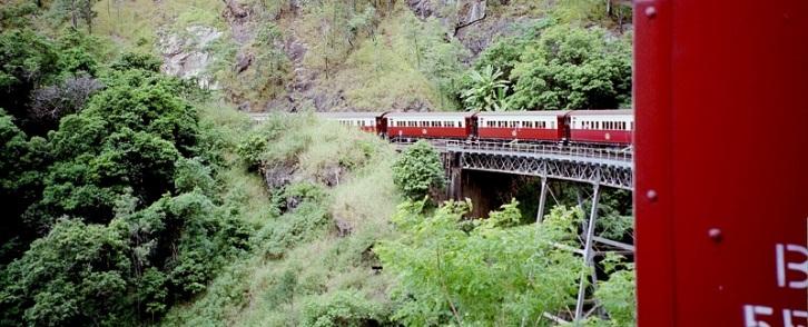 Det antika tåget