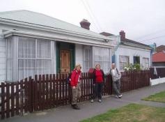 Boendet i Christchurch