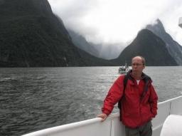 Båttur i Milford Sound