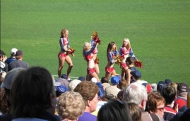 Adelaide. AAMI Matchsekvens