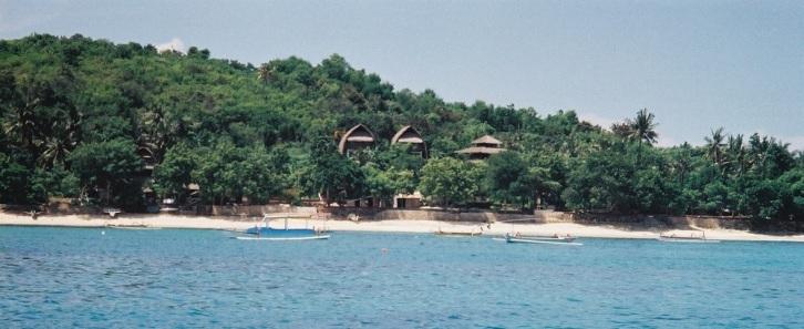 Lembongan Island.