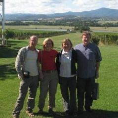 Vintur i Yarra Valley