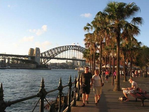 Sydney. Romantiskt