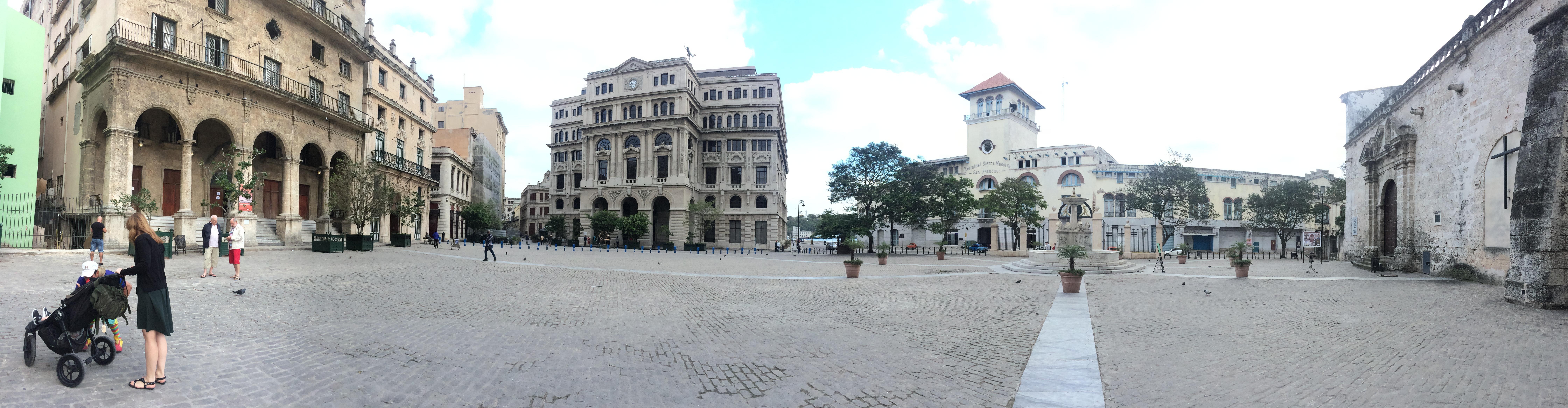 063 Havanna Plaza de San Fransisco