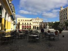 Plaza Vieja Old Habana.