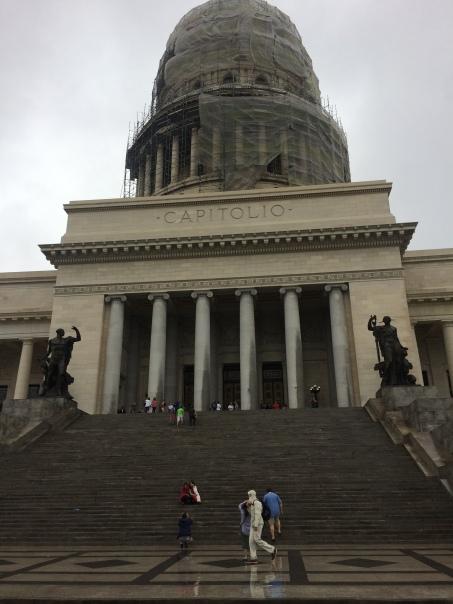 Capitolio restaureras.